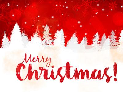 Christmas Greeting Screensaver