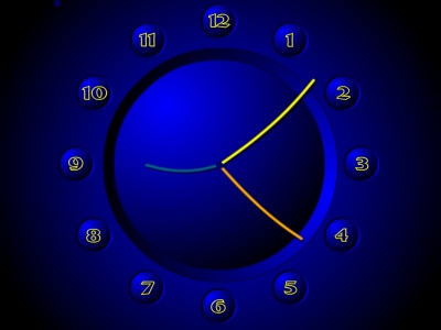 Click to view Happy Clock Screensaver screenshots