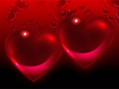 Loving Hearts Screensaver