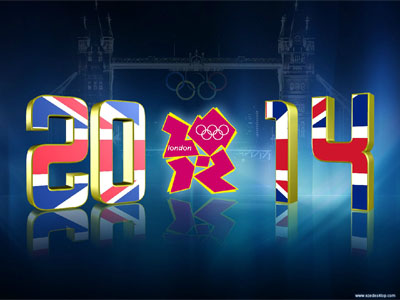London 2012 Olympics Screensaver
