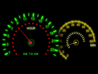 Click to view Speed Color Screensaver screenshots