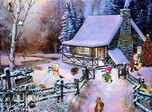 Free Animated Screensavers - Christmas Adventure Screensaver