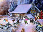 Free Holiday Screensavers - Christmas Adventure Screensaver