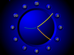 Happy Clock - Windows 8 Effects Screensavers