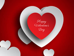 Free Holiday Screensavers - Happy Hearts Screensaver