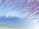 Free Animated Screensavers - Japan Spring Screensaver