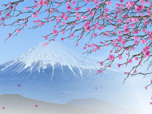 Free Nature Screensavers - Japan Spring Screensaver