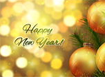 Free New Year Screensavers - New Year Decoration Screensaver