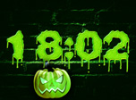 Scary Clock Screensaver - Free Screensavers Download