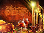 Download Free Screensavers - Thanksgiving Eve Screensaver