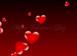 Download Free Screensavers - Flying Valentine Screensaver