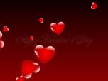 Flying Valentine - Holiday Screensavers Download