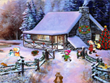 Free Christmas Screensavers - Christmas Adventure Screensaver