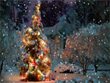 Free Christmas Screensavers - Christmas Serenity Screensaver