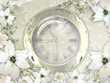 Silver Clock Screensaver - Free Screensavers