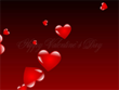 Flying Valentine Screensaver - Free Screensavers
