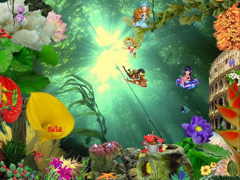 Lenaquestaosocial: free download desktop 3d animated background.