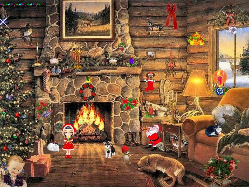Christmas Adventure Screensaver for Windows - Download Free Christmas Screensaver