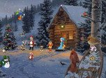 Download Free Christmas Screensaver - Christmas Adventure - Screenshot #4