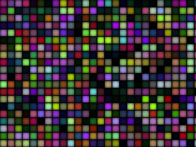 Color Cells Screensaver full screenshot