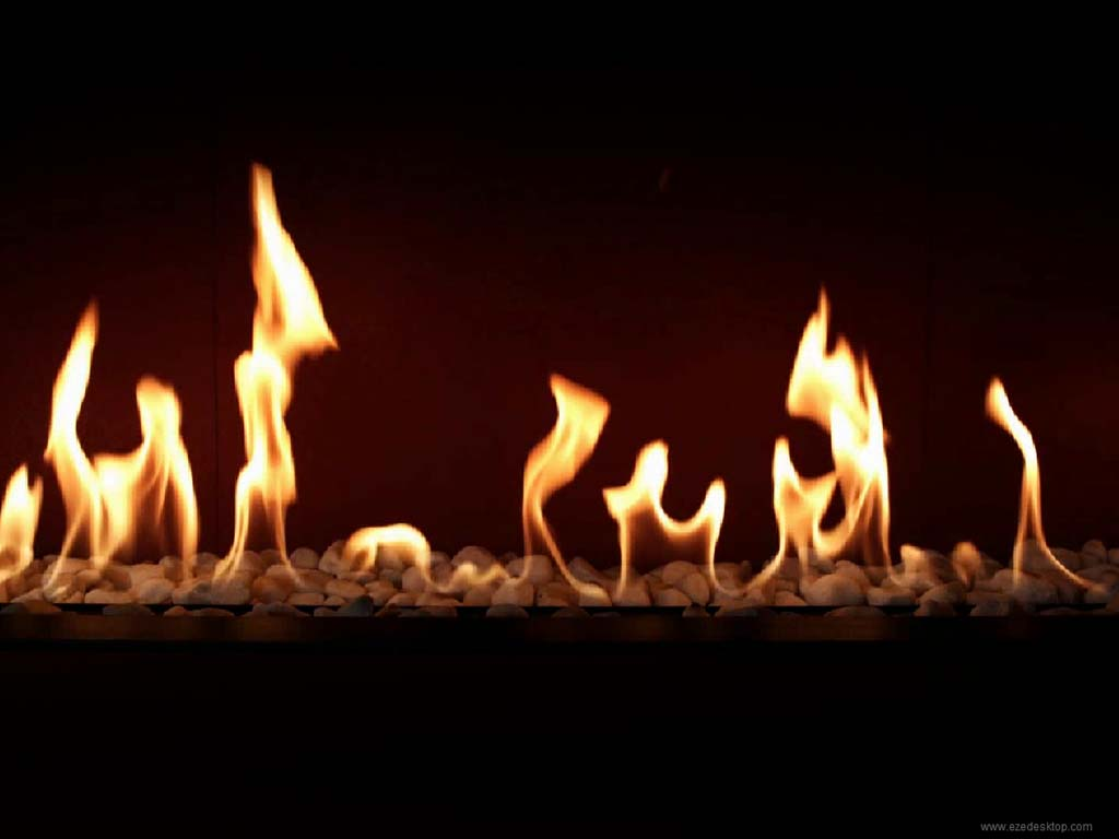 Free Fireplace Screensaver   Fireplace   Screenshot #1