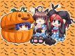 Halloween children - halloween wallpaper