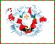 Christmas Santa - christmas wallpaper