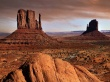 Vista desert scenery - scenery wallpaper