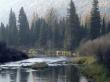 Mountain river #2 - scenery wallpaper