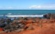 Volcanic coast - scenery wallpaper