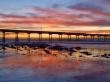 Bridge On Sunset - scenery wallpaper