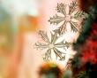 Spangle Flake - christmas wallpaper