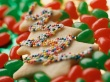 Happy Cake - christmas wallpaper