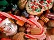 Sweet Santa Candy - christmas wallpaper
