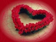 Rose Heart - valentines wallpaper