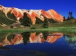 Red Mountains - scenery wallpaper