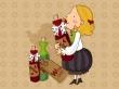 Red Wine Day - valentines wallpaper