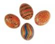 Red Easter Eggs - easter wallpaper