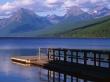 Boat Dock - scenery wallpaper