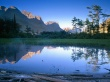 Lakeside Pond - scenery wallpaper