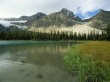 Glacial Lake - canada wallpaper