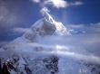 Masherbrum Peak - scenery wallpaper
