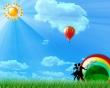 Balloon - summer wallpaper