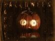 Scared Pumpkin - halloween wallpaper