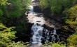 Falls of Clyde - scenery wallpaper