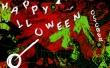 Happy October - halloween wallpaper