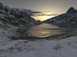 Cold Trekking - landscape wallpaper