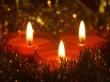 Christmas Candles - christmas wallpaper