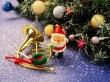 Santa Claus Toy - christmas wallpaper