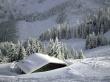 Bavarian Alps - winter wallpaper